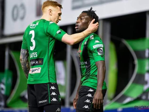 JUPILER PRO LEAGUE : KEVIN DENKEY BUTEUR FACE A MOUSCRON